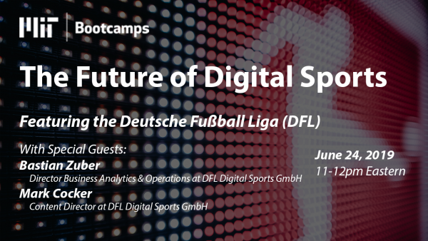 the future of digital sports e-seminar