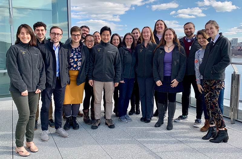 MIT Digital Learning Lab Team